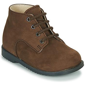 Παπούτσια Αγόρι Μπότες Little Mary MILOT Brown