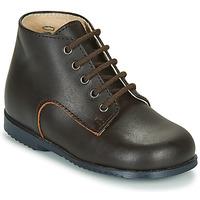 Παπούτσια Παιδί Μπότες Little Mary MILOT Brown