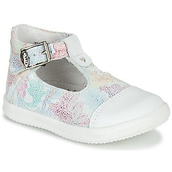 Παπούτσια Κορίτσι Σανδάλια / Πέδιλα Little Mary VALSEUSE Άσπρο / Multicolour