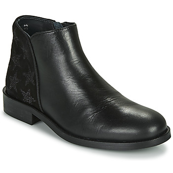 Παπούτσια Κορίτσι Μπότες Little Mary CAMERON Black