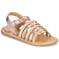 Παπούτσια Κορίτσι Σανδάλια / Πέδιλα Little Mary BARBADE Ροζ