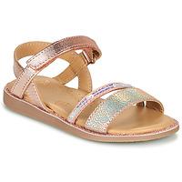 Παπούτσια Κορίτσι Σανδάλια / Πέδιλα Little Mary DOLERON Ροζ