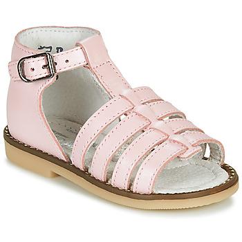 Παπούτσια Κορίτσι Σανδάλια / Πέδιλα Little Mary HOLIDAY Ροζ