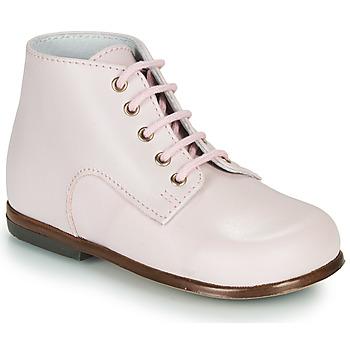 Παπούτσια Παιδί Μπότες Little Mary MILOTO Ροζ