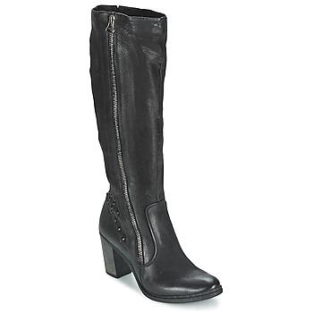 Παπούτσια Γυναίκα Μπότες για την πόλη Dream in Green KARINA Black