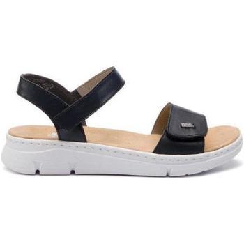 Παπούτσια Γυναίκα Σανδάλια / Πέδιλα Rieker Pazifik Pazifik Blue Sandals Blue