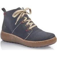 Παπούτσια Γυναίκα Μπότες Rieker Namur Ambor Boots Blue