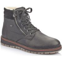 Παπούτσια Άνδρας Snow boots Rieker Menka Virage Black Boots Black