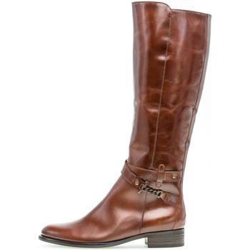 Παπούτσια Γυναίκα Μπότες για την πόλη Gabor Nappa Jamaika Sattel Boots Brown