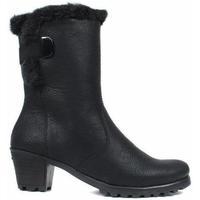 Παπούτσια Γυναίκα Μποτίνια Rieker Greece Wolf Ankle Boots Black