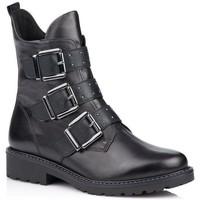 Παπούτσια Γυναίκα Μποτίνια Remonte Dorndorf Cristallino Eagle Ankle Boots Black