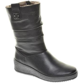 Παπούτσια Γυναίκα Μποτίνια Rieker Antilles Fino Ankle Boots Black