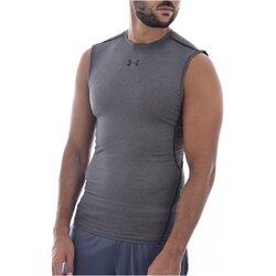Υφασμάτινα Άνδρας Αμάνικα / T-shirts χωρίς μανίκια Under Armour 1257469-090 Grey
