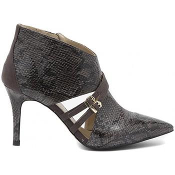 Παπούτσια Γυναίκα Χαμηλές Μπότες Café Noir CAFèNOIR PITONATO PINTA GRIGIO Multicolore