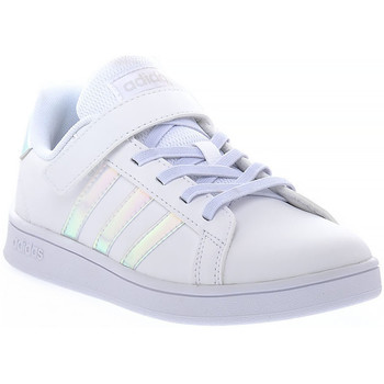Παπούτσια Γυναίκα Χαμηλά Sneakers adidas Originals GRAND COURT C Bianco