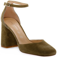 Παπούτσια Γυναίκα Γόβες Priv Lab KAKY CAMOSCIO Verde
