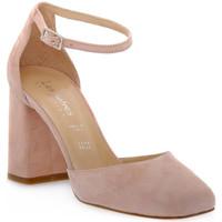 Παπούτσια Γυναίκα Γόβες Priv Lab PHARD CAMOSCIO Rosa