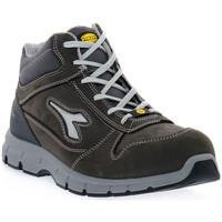 Παπούτσια Άνδρας Πεζοπορίας Diadora RUN II HI S3 SRC ESD Grigio