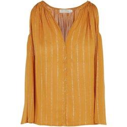 Υφασμάτινα Γυναίκα Μπλούζες See U Soon 20211125 Yellow