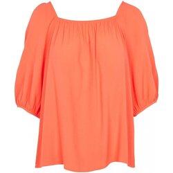 Υφασμάτινα Γυναίκα Μπλούζες See U Soon 20111195 Orange