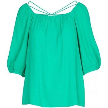 Υφασμάτινα Γυναίκα Μπλούζες See U Soon 20111195 Green