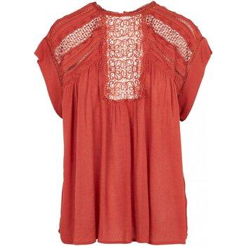 Υφασμάτινα Γυναίκα Μπλούζες See U Soon 20112148 Orange