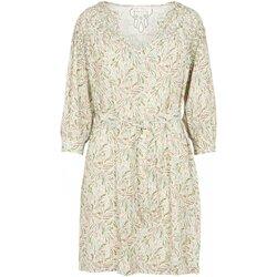 Υφασμάτινα Γυναίκα Κοντά Φορέματα See U Soon 20121192 Beige