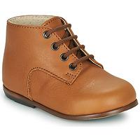 Παπούτσια Παιδί Ψηλά Sneakers Little Mary MILOTO Brown