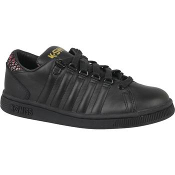 Παπούτσια Παιδί Χαμηλά Sneakers K-Swiss Lozan III TT Noir