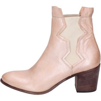 Παπούτσια Γυναίκα Μποτίνια Moma Μπότες αστραγάλου BK158 Ροζ