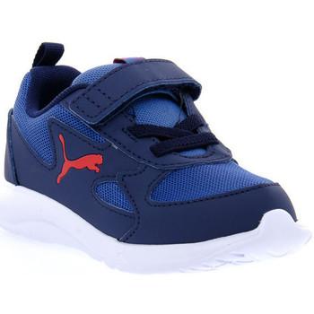 Παπούτσια Αγόρι Χαμηλά Sneakers Puma 03 FUN RACER AC INF Blu