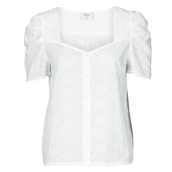 Υφασμάτινα Γυναίκα Μπλούζες Betty London OOPSO Άσπρο