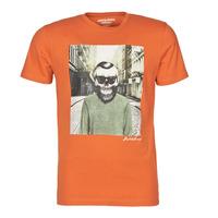 Υφασμάτινα Άνδρας T-shirt με κοντά μανίκια Jack & Jones JORSKULLING Orange