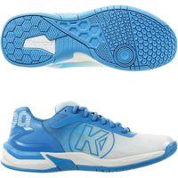 Παπούτσια Γυναίκα Multisport Kempa Chaussures femme  Attack 2.0 blanc/bleu