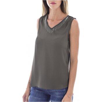 Υφασμάτινα Γυναίκα Μπλούζες Molly Bracken G663A19 Green