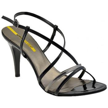 Παπούτσια Γυναίκα Σανδάλια / Πέδιλα Lea Foscati  Black