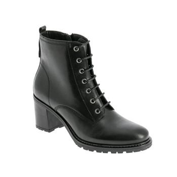 Παπούτσια Γυναίκα Μπότες André FANFARON Black
