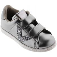 Παπούτσια Παιδί Χαμηλά Sneakers Victoria 1125257 Ασημί