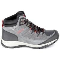 Παπούτσια Πεζοπορίας Aigle Vedur Mid MTD Gris Rouge Grey