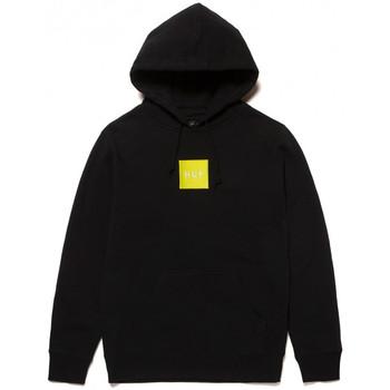 Υφασμάτινα Άνδρας Φούτερ Huf Sweat hood box logo Μαύρο
