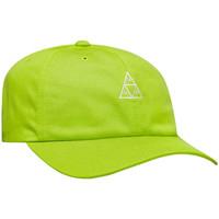 Αξεσουάρ Άνδρας Κασκέτα Huf Cap essentials tt logo cv 6 panel bio Πράσινο