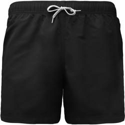 Υφασμάτινα Άνδρας Σόρτς / Βερμούδες Proact Short de bain court noir