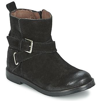 Παπούτσια Κορίτσι Μπότες Aster NINON Black