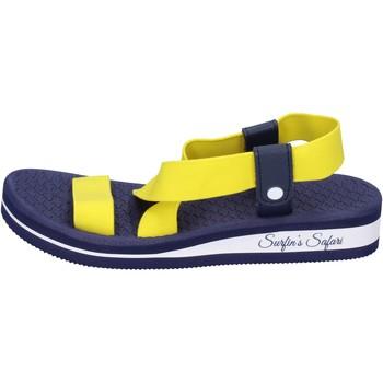 Παπούτσια Αγόρι Σανδάλια / Πέδιλα Surfin's Safari sandali tessuto Giallo