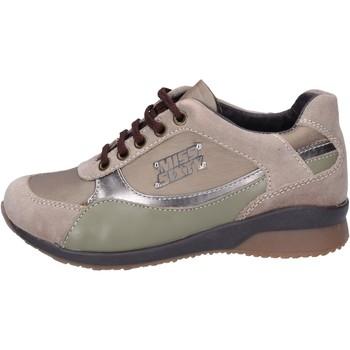 Παπούτσια Κορίτσι Sneakers Miss Sixty sneakers tessuto camoscio Beige