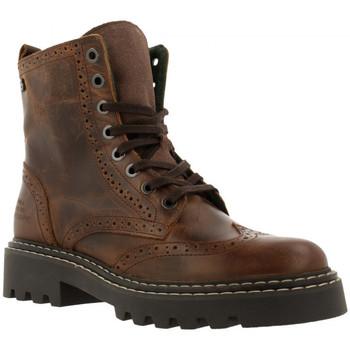 Παπούτσια Γυναίκα Μποτίνια Bullboxer 576m80665a Καφέ