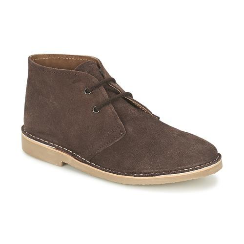 Παπούτσια Άνδρας Μπότες Casual Attitude IXIFU Brown