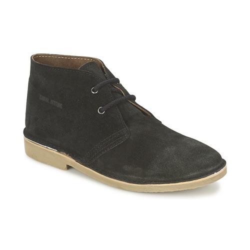Παπούτσια Άνδρας Μπότες Casual Attitude IXIFU Black