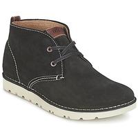 Παπούτσια Άνδρας Μπότες Birkenstock HARRIS Black