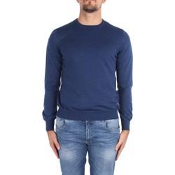 Υφασμάτινα Άνδρας Πουλόβερ La Fileria 14290 55167 Blue